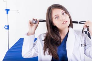 医師と美容師